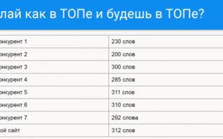 NaZapad 16: как без опыта и бюджета попасть в ТОП в бурже по ключу 200K частотой
