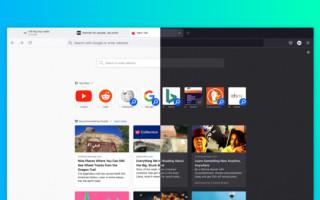 Mozilla выпустила новую минималистичную версию Firefox