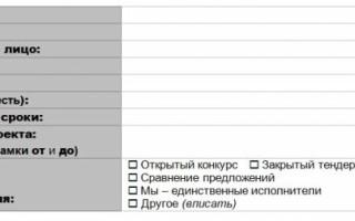 Как составить бриф на SEO: советы бизнесу и агентствам
