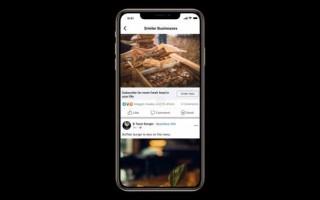Facebook представил новые инструменты для бизнеса