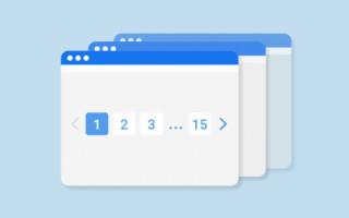 Google готовит новые рекомендации по пагинации