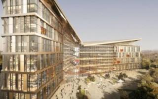 У Яндекса появится новая штаб-квартира высотой 75 метров