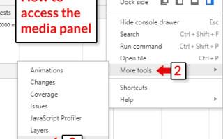 В Chrome 86 у DevTools появятся новые функции отладки и аудита