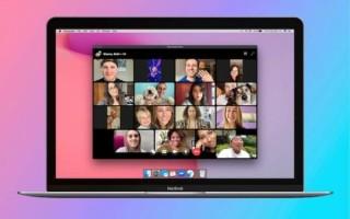 Facebook представляет сервис для видеоконференций Messenger Rooms