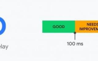 Как оптимизировать FID — еще один показатель Core Web Vitals