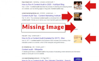 В Google SERP появились миниатюры изображений