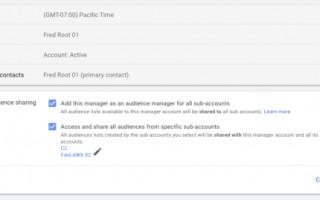Google Ads добавил функций для управления дочерними компаниями