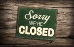 Как приостановить работу онлайн-компании: советы от Google