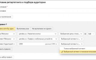 Технология Look-alike стала доступна в Яндекс.Директе