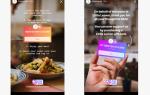 Instagram запустил новые CTA-стикеры для Stories и кнопки для профилей