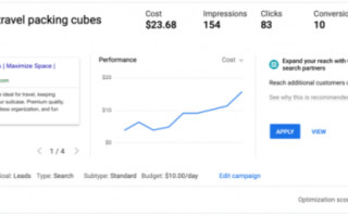В Google Ads обновился интерфейс управления кампаниями