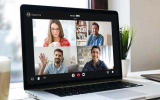 Сервис Zadarma представил бесплатные видеоконференции