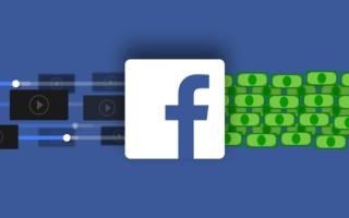 Facebook начал тестировать in-stream рекламу формата mid-roll
