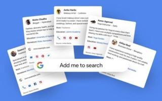 Google запустил виртуальные визитки в поиске в Индии