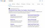 Google забыл, как правильно показывать URL в сниппетах