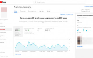 Подборка сервисов для аналитики YouTube: статистика каналов и видео