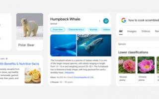 Google представил редизайн выдачи для мобильных устройств