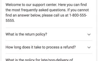 Google ответил на вопросы по расширенным результатам и структурированным данным