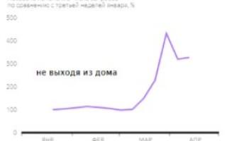 Яндекс рассказал о поисковых запросах в условиях карантина