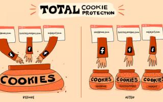 Mozilla сделала файлы cookie полностью безопасными