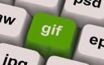 Оптимизация контента для поисковых систем по GIF