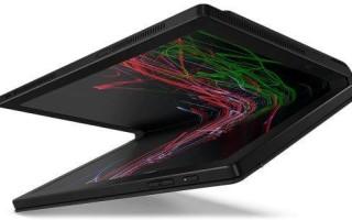 Технодайджест: стихи нейросети и ноутбук со складным экраном