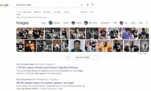 Google тестирует расширенный блок поиска по картинкам в десктопной версии