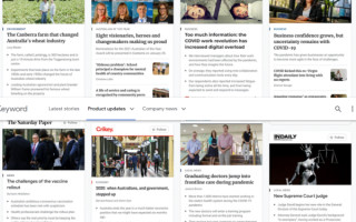 Google объявил о запуске Google News Showcase в Австралии