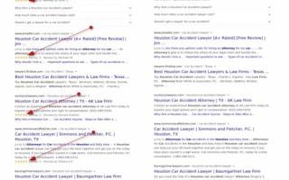 Google удалил звезды рейтинга из сниппетов?