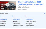 Вышла из беты разметка Google для выделения глав на видео