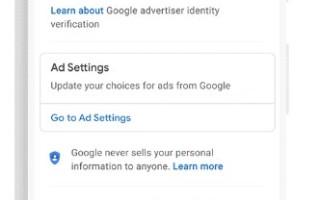 Google тестирует новый инструмент для проверки рекламы