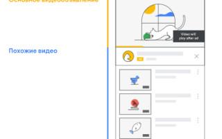 Google Ads запустил «Похожие видео» для всех рекламодателей