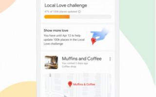 Google Карты разрешили пользователям обновлять фотографии
