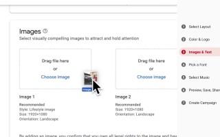 Google запустил бесплатный инструмент для создания роликов – YouTube Video Builder