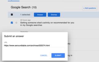 Google запускает Question Hub для издателей из США