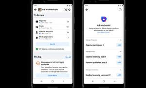 Facebook добавит новые функции для администраторов сообществ