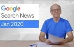 Google назвал главные новости поиска за декабрь-январь