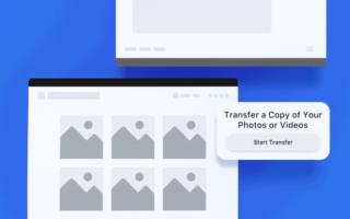 Facebook запускает инструмент для переноса фото и видео в Google Photos