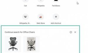 Chrome тестирует рекламу на стартовой странице