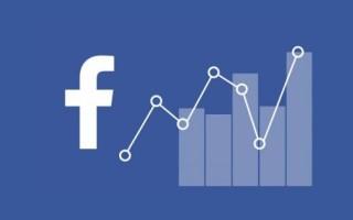 Facebook увеличил выручку на 17% в первом квартале 2020 года