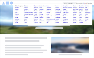 Восстановлен бесплатный доступ к виджету Google Translate