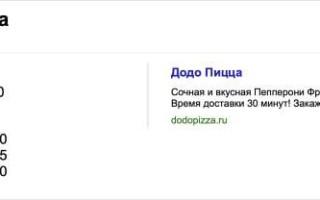 Яндекс.Директ позволил добавлять карточку организации в объявления